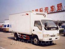 三晶-史密斯牌TY5040XLCVCW5型冷藏车