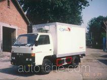 三晶-史密斯牌TY5041XLCBJF型冷藏车
