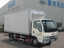三晶-史密斯牌TY5042XLCCAK3型冷藏车