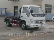 Zhonghua Tongyun TYJ5042ZXX detachable body garbage truck
