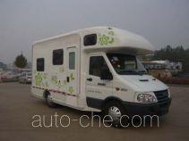 亚特重工牌TZ5044XLJA型旅居车