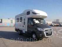 亚特重工牌TZ5045XLJNEET型旅居车