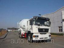 亚特重工牌TZ5255GJBSE2型混凝土搅拌运输车