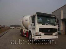 亚特重工牌TZ5257GJBZ4N型混凝土搅拌运输车
