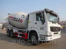 亚特重工牌TZ5257GJBZE3D型混凝土搅拌运输车