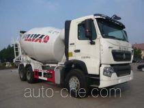 亚特重工牌TZ5257GJBZE3DT型混凝土搅拌运输车