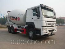 亚特重工牌TZ5257GJBZE3E型混凝土搅拌运输车