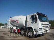 亚特重工牌TZ5317GJBZN8D型混凝土搅拌运输车