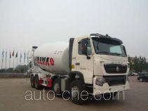 亚特重工牌TZ5317GJBZN8DT型混凝土搅拌运输车