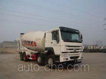 亚特重工牌TZ5317GJBZN8E型混凝土搅拌运输车