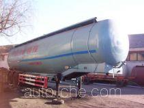 亚特重工牌TZ9340GFL型粉粒物料运输半挂车