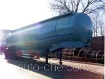 亚特重工牌TZ9390GFL型粉粒物料运输半挂车