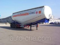 亚特重工牌TZ9392GFL型粉粒物料运输半挂车