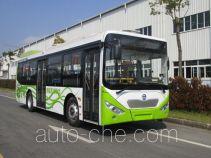 万达牌WD6102CHEV型混合动力城市客车