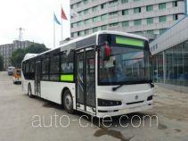 万达牌WD6110HNGC型城市客车