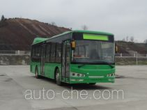 万达牌WD6111PHEV型混合动力城市客车