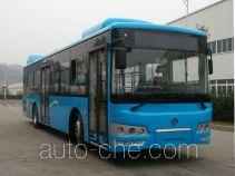 万达牌WD6125EHEV型混合动力城市客车