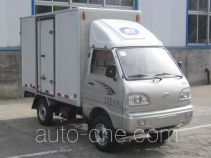 Heibao WDQ5021XXYD10FW box van truck