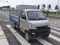 Jinyinhu WFA5020CTYSE5 trash containers transport truck