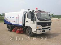 Jinyinhu WFA5080TSLF street sweeper truck