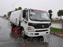 Jinyinhu WFA5081TSLFE5 street sweeper truck