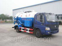 Jinyinhu WFA5082GXWF sewage suction truck
