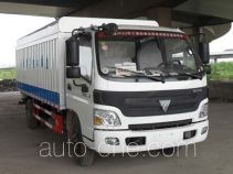 Jinyinhu WFA5082XTYF sealed garbage container truck