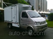 Yangtse WG5035XLCBEV electric refrigerated truck