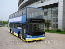 Yangtse WG6110CHS4 double decker city bus