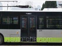 扬子江牌WG6124BEVH型纯电动城市客车
