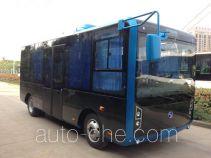 扬子江牌WG6650BEVZT4型纯电动城市客车