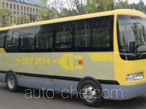 扬子江牌WG6660BEVH型纯电动城市客车