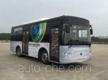 扬子江牌WG6820BEVHK2型纯电动城市客车