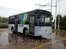 扬子江牌WG6822BEVH型纯电动城市客车