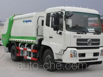 Wugong WGG5120ZYSDFE4 garbage compactor truck