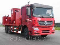 Wugong WGG5200TYL70 fracturing truck