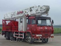 Wugong WGG5241TXJ1 well-workover rig truck