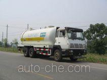 Wugong WGG5250GHY chemical liquid tank truck