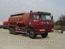 Wugong WGG5250GXHS oilfield fly ash transport tank truck