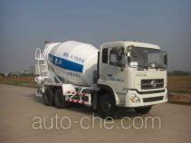 Wugong WGG5254GJBE concrete mixer truck
