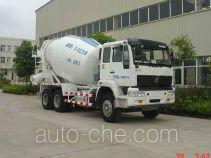 Wugong WGG5251GJBZ concrete mixer truck