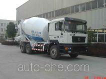 Wugong WGG5252GJBS concrete mixer truck