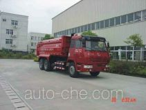 Wugong bulk powder sealed dump truck