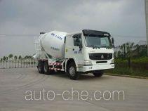 Wugong WGG5253GJBZ concrete mixer truck