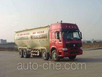 武工牌WGG5313GFLZ型低密度粉粒物料运输车