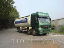 武工牌WGG5318GSNZ型散装水泥运输车