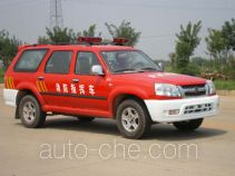 Yunhe WHG5020TXFTZ01 communication fire command vehicle
