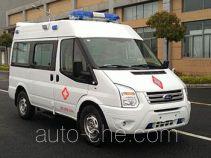 云鹤牌WHG5036XJH型救护车