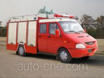 Yunhe WHG5040TXFJY10E fire rescue vehicle
