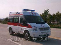 Yunhe WHG5040XJHL ambulance